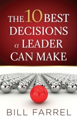 10 Best Decisions a Leader Can Make